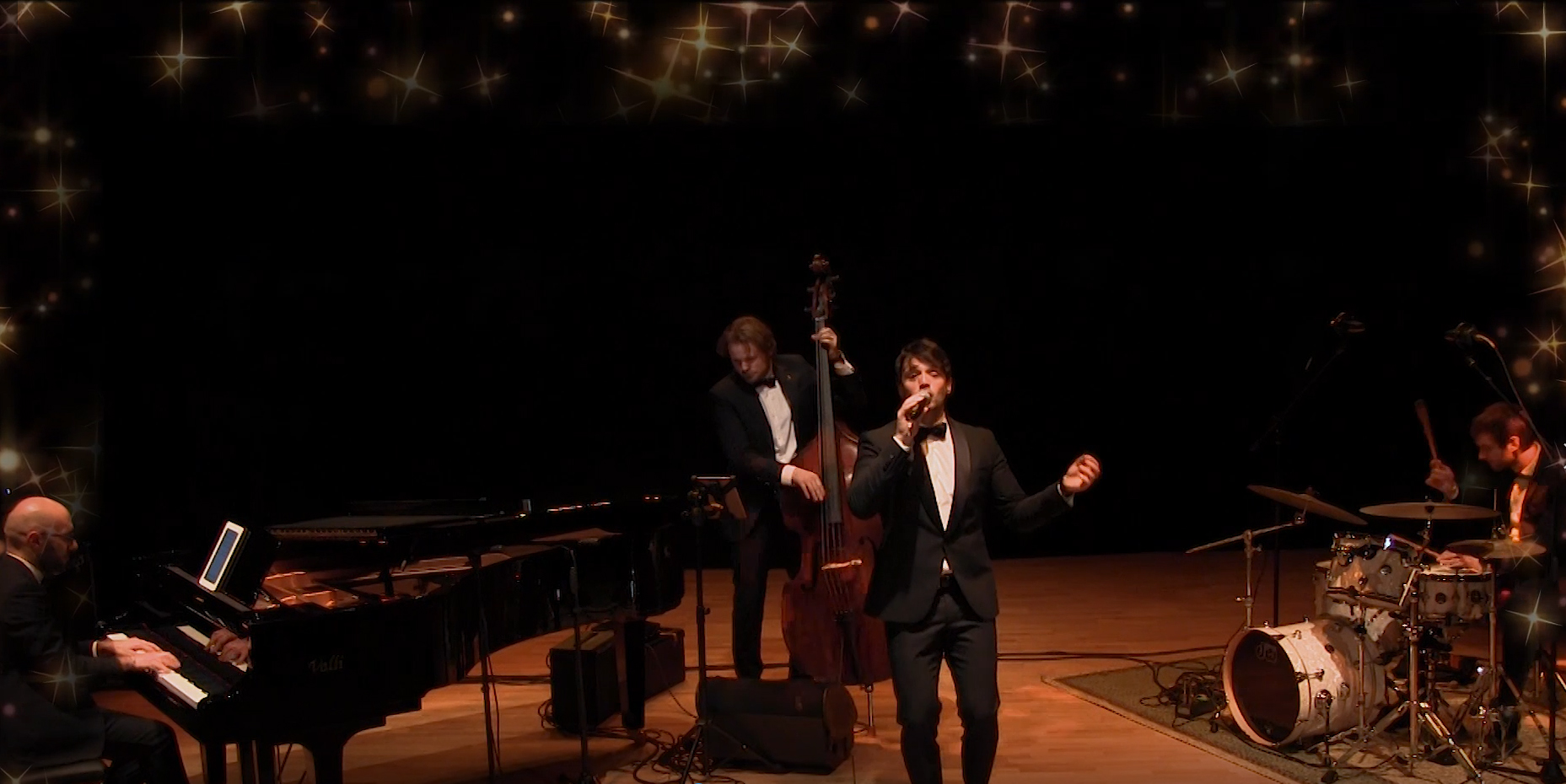 Riccardo_foresi_and_thats_amore_swing_band